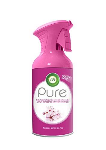 Air Wick Ambientador Pure Flores de Cerezo de Asia - 250 ml
