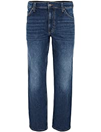 MUSTANG Oklahoma Hose Herren Jeans Denim Blau 1005388/5000-882