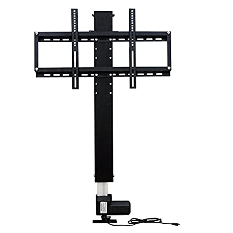 ECO-WORTHY 700mm Plasma/LCD Motorised Television TV Lift Mount Bracket Stroke Save Space