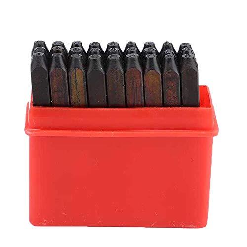 Werkzeugset zum Stanzen von Schmuck und Stempeln aus Metall(1.5mm/0.06in) (Metall Kit Stamping Schmuck)