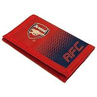 Arsenal F.C. Nylon Wallet Official Merchandise