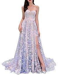 94f9b8c47a20 Amazon.it  abito da sposa - Rosa   Vestiti   Donna  Abbigliamento