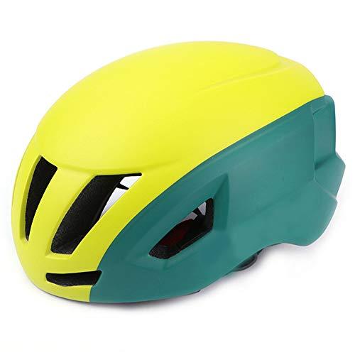 Ljhjh casco da bici regolabile con rinforzo in scheletro rinforzato per una maggiore protezione - formato adulto, comodo per le donne