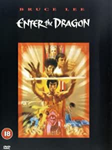 Enter The Dragon (Uncut) [DVD] [1973]