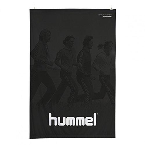Hummel Generic Banner 100x160cm 2016 - black/white, Größe #:One Size (111)