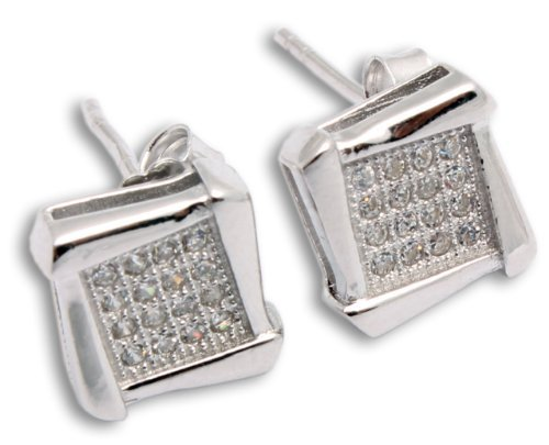 square-cluster-earrings-in-sterling-silver