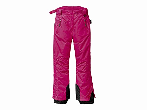 Damen Skihose Snowboardhose Schneehose Verschiedene Farben und Größen Wählbar (PINK, 40)