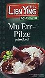 Lien Ying Mu Err-Pilze, Holunderschwamm, 8er Pack (8 x 25 g)