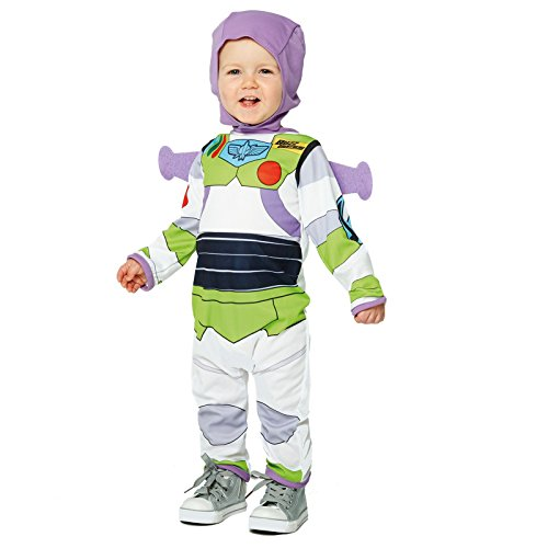 (Disney Buzz Lightyear Infants Fancy Dress Toy Story Baby Costume (Age 6-12 Months))