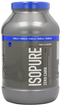 Isopure Zero Carb Whey Protein Isolate Powder, Vanilla, 1 Kg 8