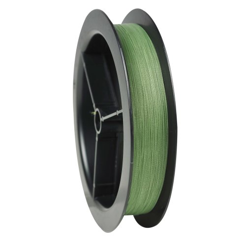SpiderWire Ultracast Ultimate Braid Superline Angelschnur, transparent, 300-Yard/50-Pound (Ultracast Ultimate-braid)