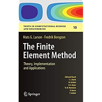 The Finite Element Method : Theory, Implementation, and Applications