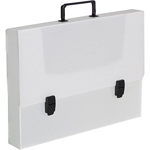 Dispaco Eco3T Valigette in Polionda, 53 x 73 x 4 cm, colori assortiti