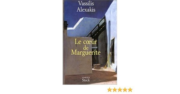 """Résultat de recherche d'images pour """"vassilis alexakis le coeur de marguerite"""""""