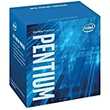 Intel Pentium G4400 BX80662G4400 Prozessor (3,30 GHz, 3 MB Intel Smart-Cache)