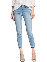 Esprit 046ee1b018-Verkürzt, Jeans Femme