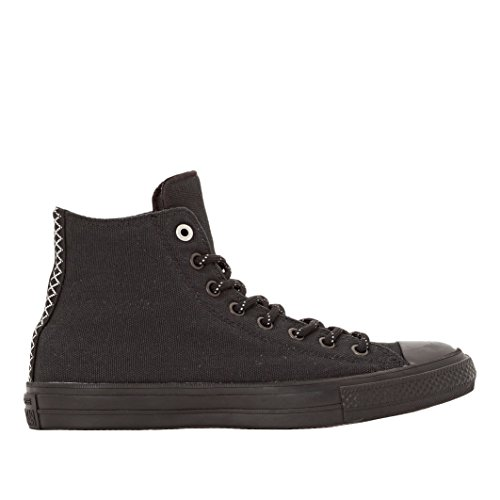 Converse Uomo Baskets Alte Chuck Taylor All Star Ii Nero