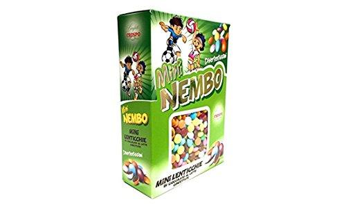 comprare on line IRPot 24 X SCATOLINE PORTACONFETTI LEGO + 1 KG MINI NEMBO + 24 BIGLIETTINI prezzo