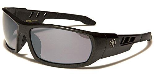 d3f49c4cc3046 LOCS-CHOPPERS  Locs Mens Designer Biker Gangs Sport Sunglasses Hardcore  Shades Glasses Choppers OG