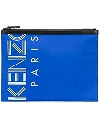 Kenzo Homme F855PM202F2474 Bleu Polyamide Pochette 029d8ff9fb4