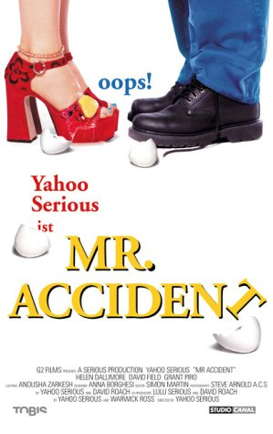 Mr. Accident [VHS]
