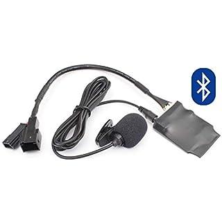 Bluetooth Freisprecheinrichtung Audio Interface geeignet für BMW E46 E39 E38 X5 E53 X3 E83 Z4 E85 CD-Wechsleranschluss 3+6 DSP