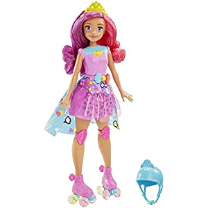 Barbie DTW00 Video Hero Match Game Princess Doll