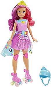 Barbie DTW00 - Poupée -L Jeu de Memo