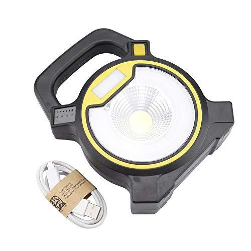 Senza Di Portatile Spotlight Led Floodlight Outdoor Batteria Cob Emergenza LightUsb Flood Ricaricabile Lampada 5LA43Rj