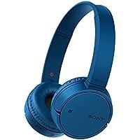 Sony MDR-ZX220BT Bluetooth NFC Headphones - Blue