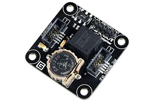 DFRobot SD2403 Echtzeit-Uhr Modul (Gadgeteer Arduino kompatibel) Computer Clock integrierter Schaltkreis extrem genau von ca. ±5ppm