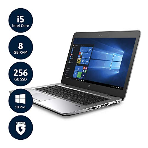 "HP EliteBook 840 G3 Ultrabook | 1 J. Garantie | 35.6cm (14"") Full-HD 