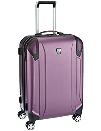 Eminent Securelite Polycarbonate 58 cms Purple Hardsided Carry On (6839 - PP)