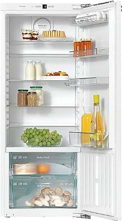 Miele K 35272 iD Intégré 176L A++ Blanc réfrigérateur - réfrigérateurs (176 L, SN-T, 38 dB, A++, Blanc)