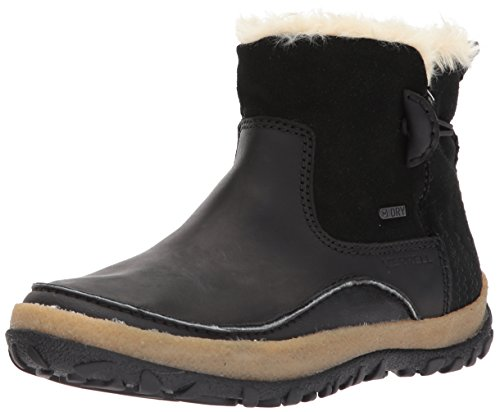 Merrell Women's Tremblant Pull on Polar Waterproof Boots, Black (Black), 8 UK...