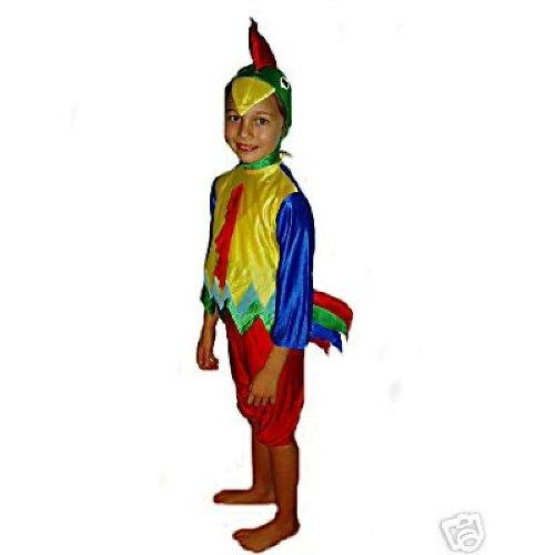 Hahn Kostüm für Kinder Faschingskostüme - Hahn Kostüm