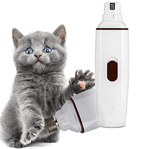 lschleifer, Elektrischer Nagelschleifer des Hundes, Katzen-Nagelknipser-Trimmer-Datei-Nagelpflegewerkzeuggebrauch Für Hunde, Kleine Mittlere Haustiere ()