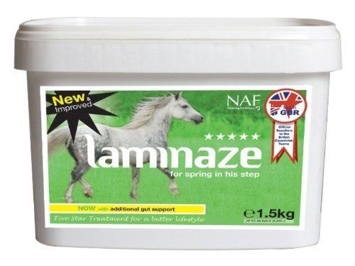 NAF - Cinque Stelle Laminaze Cavallo Liminitis Integratori x 1,5 Kg