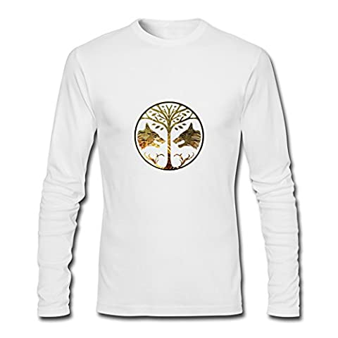 Destiny Iron Banner Logo 2016 For Men's Printed Long Sleeve tops T-shirts