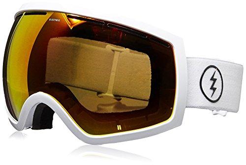Electric Herren Schneebrille Eg2 Gloss White (+Bonus Lens) -