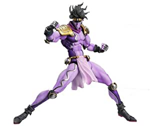 "Super Figure moving ""JoJo's Bizarre Adventure"" 55. Stars Platinum third third part (Hirohiko Araki Specify Color) (japan import)"