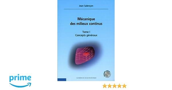 mecanique du continu tome 2 thermoelasticite