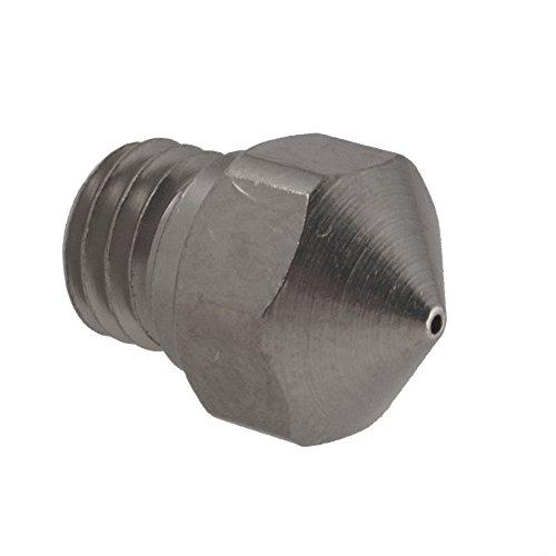 Micro Swiss M2548-06 Plated Wear Résistant Nozzle MK10 Flashpourge