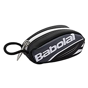 Babolat Rh Key Ring Schlüsselanhänger, grau, Einheitsgröße