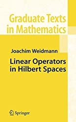 Linear Operators in Hilbert Spaces (Graduate Texts in Mathematics)