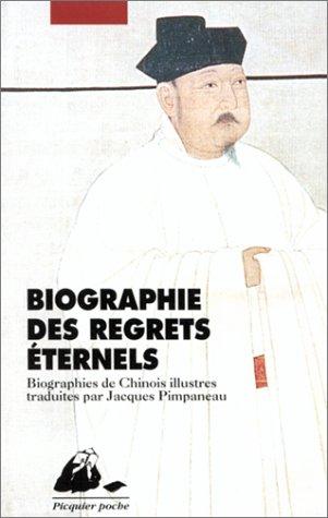 Biographie des regrets éternels