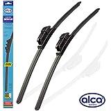 acl ALCA Super Flat ASF2620ST - Escobillas para limpiaparabrisas (66 cm, 50,8