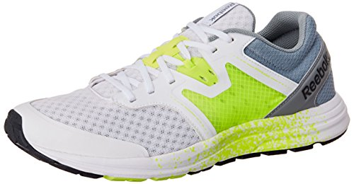 REEBOK EXHILARUN RUN MEN (STEEL/YLLW/GRY/GRVL/WHT) COD. M49476 (40.5)
