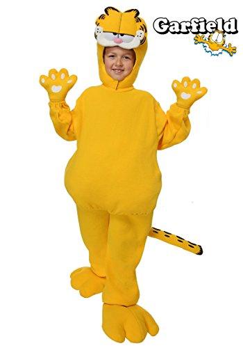 Child Garfield Fancy dress costume -