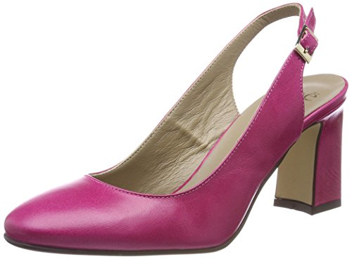 Noe Antwerp Damen Nirce Pump Pumps, Pink (Fuxia), 39.5 EU